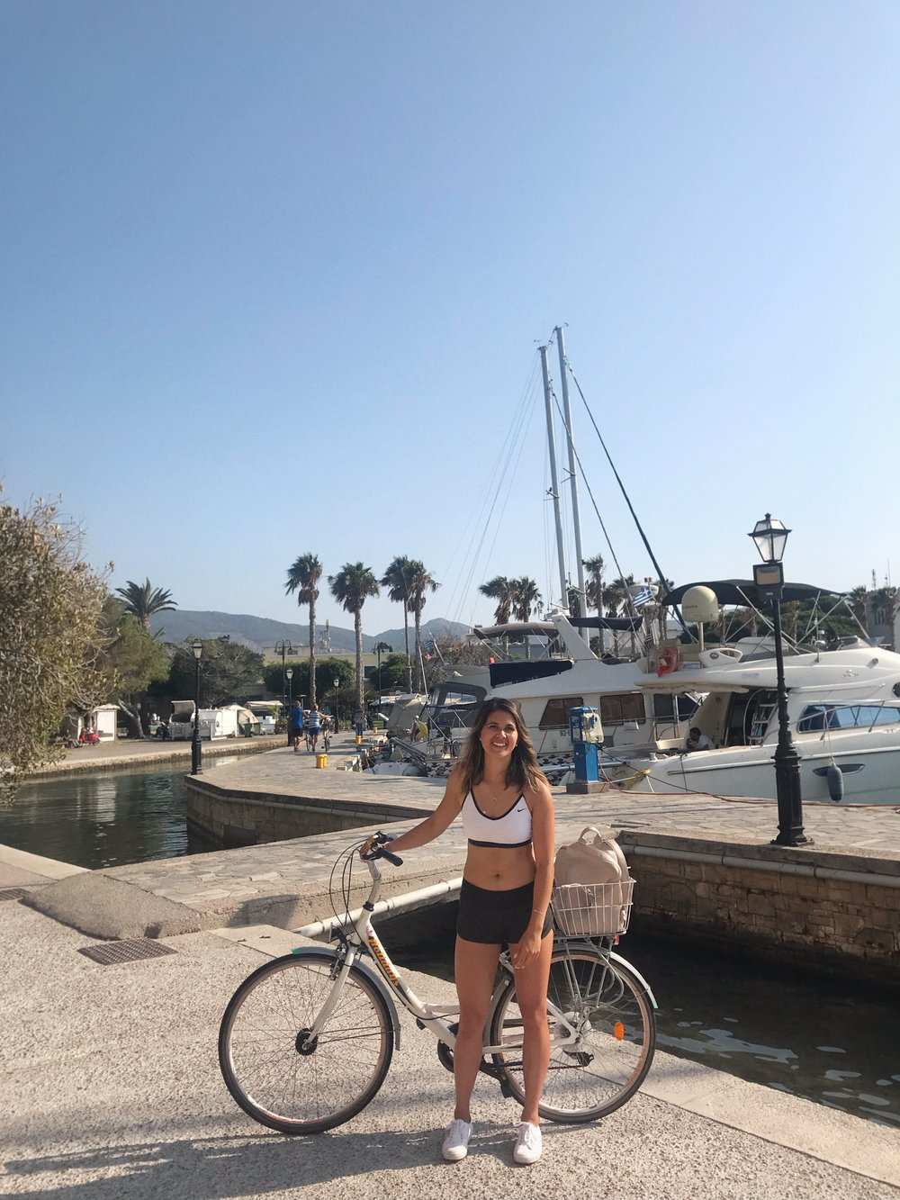 Biking in Kos Greece.JPG