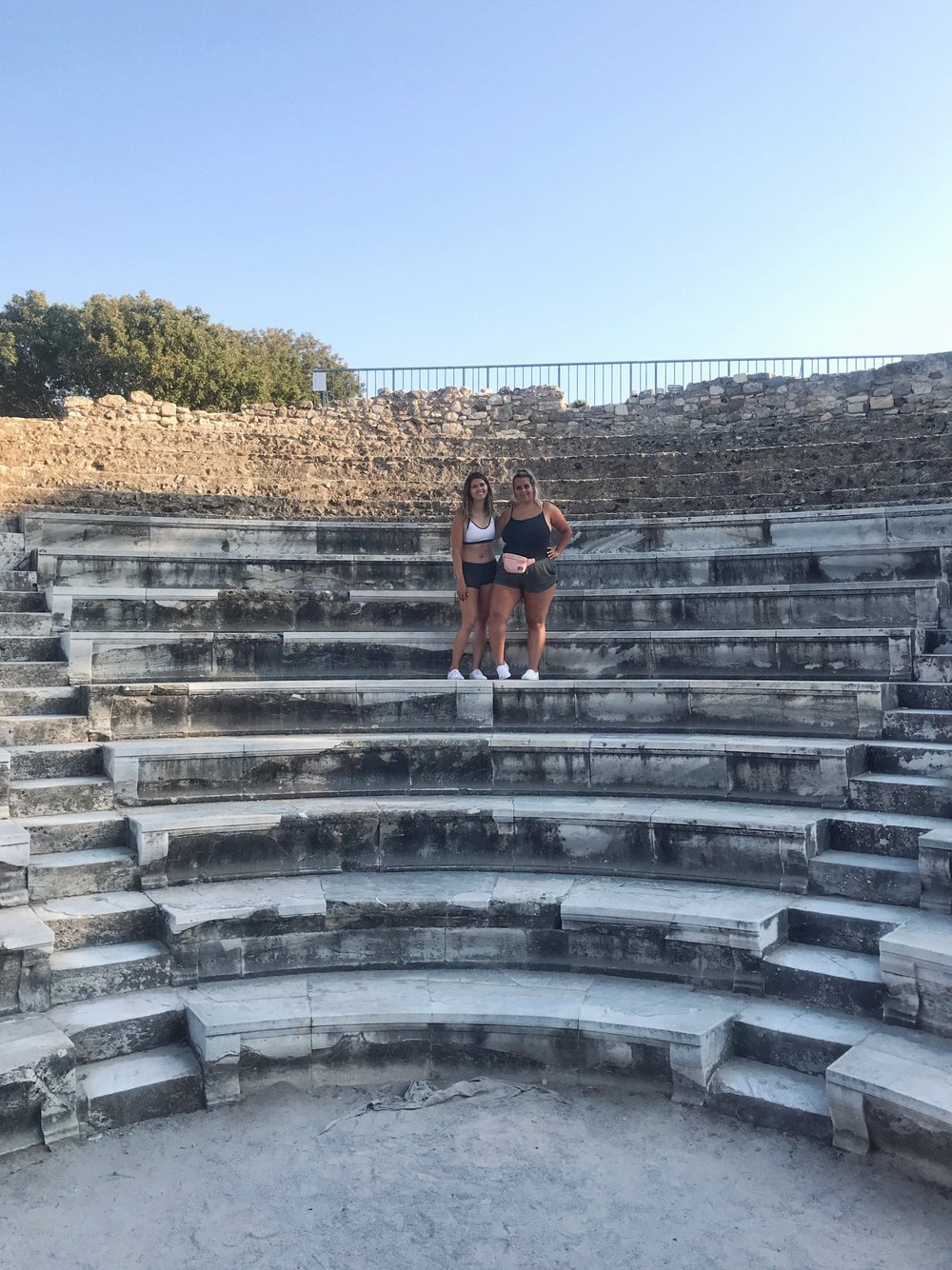 Roman Odeon Greece.JPG