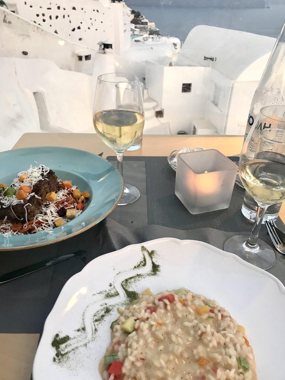Santorini dinner.JPG