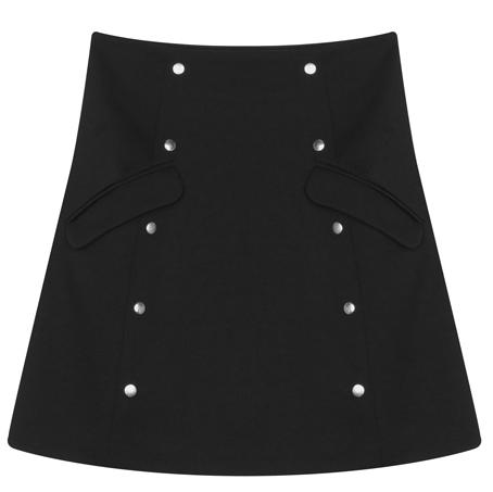 Toteme Lierneux mini skirt $450
