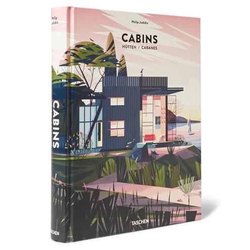Taschen:Cabins Hardcover Book $177