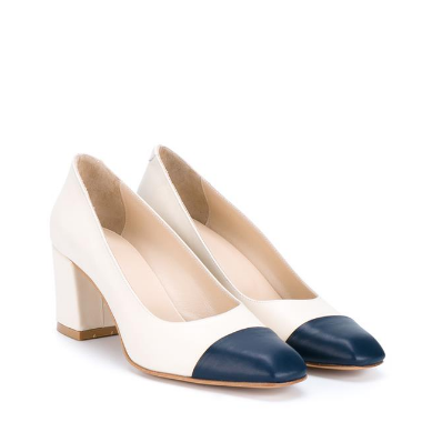 Maryam Nassir Zadeh Maryam Leather Pumps $535