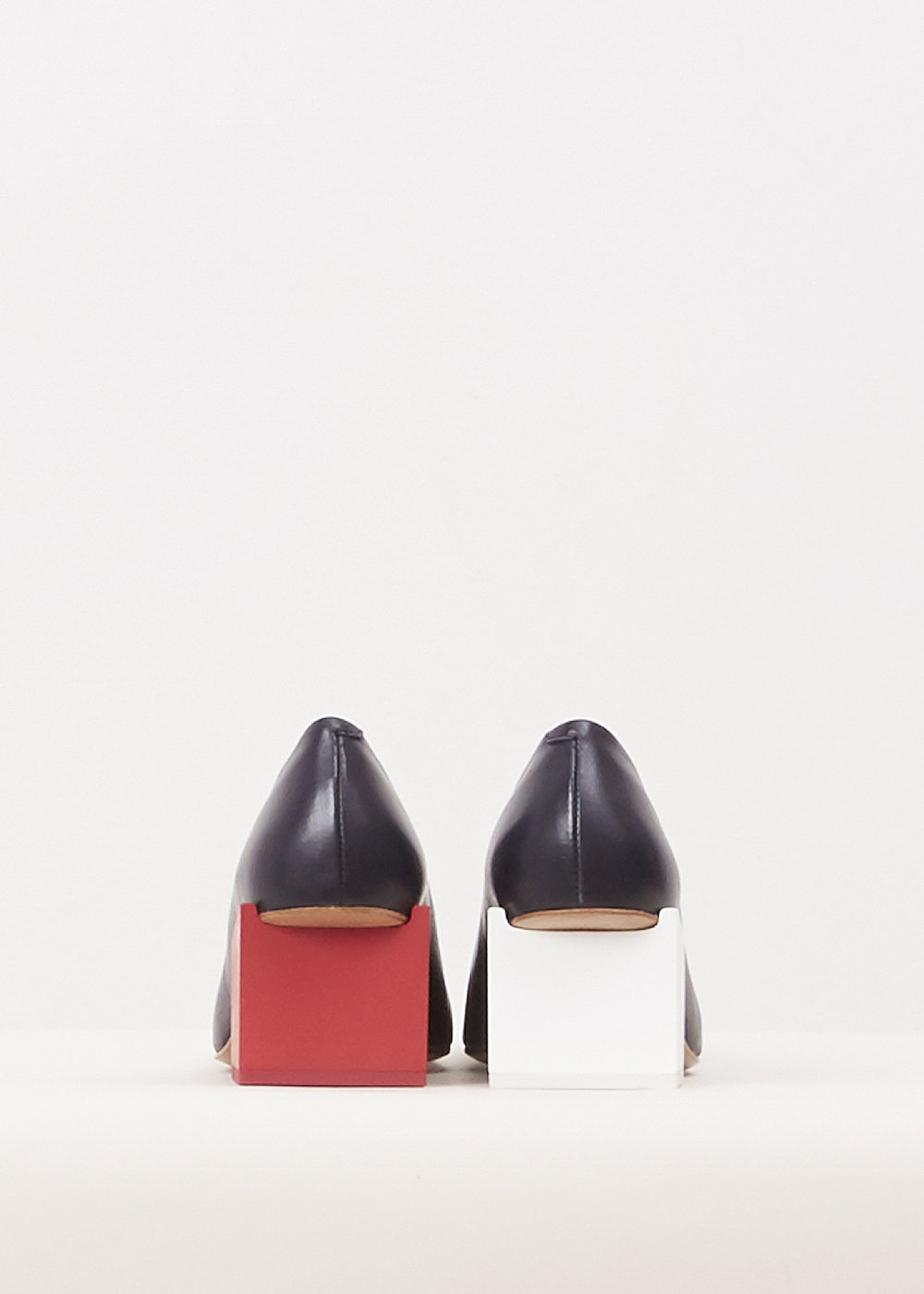 Jacquemus Navy Les Chaussures Arlequin $535