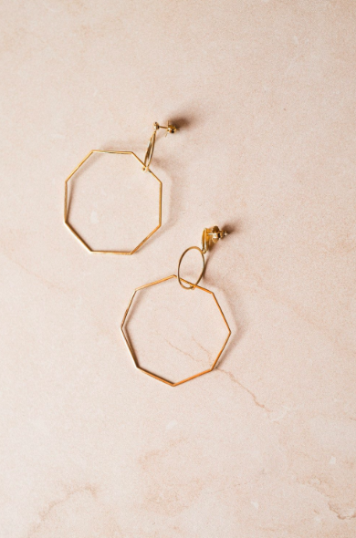 Natasha Schweitzer Odette Earrings $450
