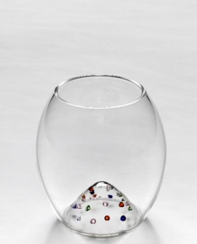 Alex Anno Hand blown glass $33
