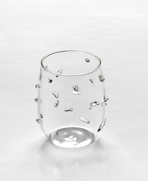 Alex Anno Hand blown glass $25