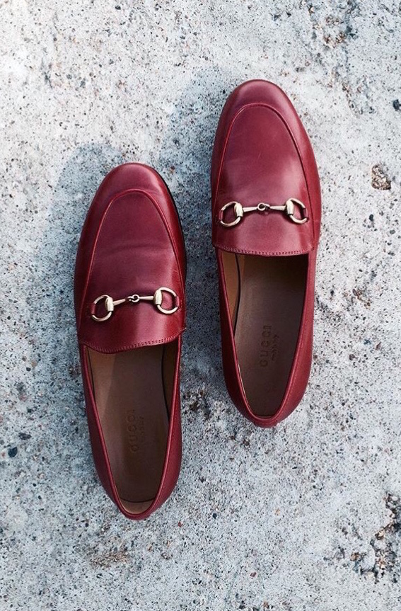 Gucci Horsebit-detailed eel loafers $895