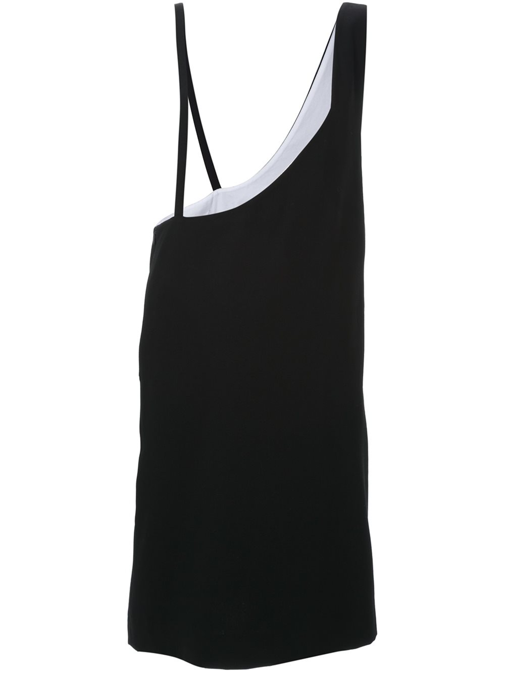 Bassike One shoulder dress $580