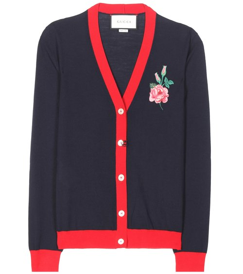 Gucci Wool cardigan $1,077