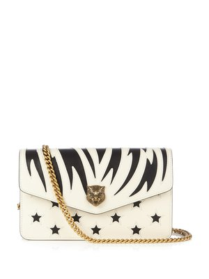 Gucci Broadway bi-colour leather cross-body bag $1,972