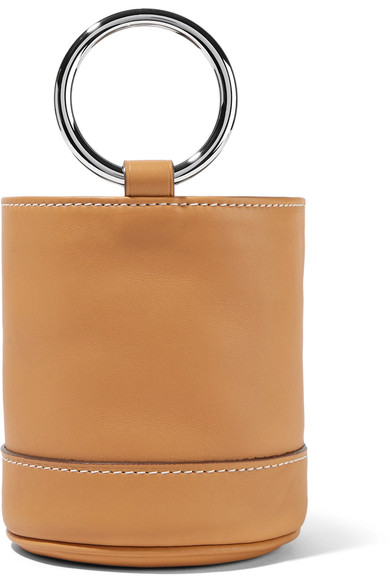 Simon Miller Bonsai mini leather tote $606