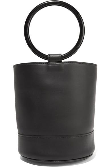 Simon Miller Bonsai leather bucket bag $908