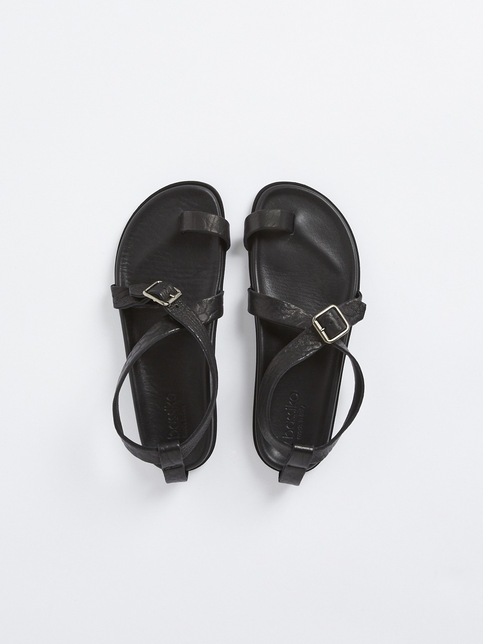 Bassike Leather sandal $520