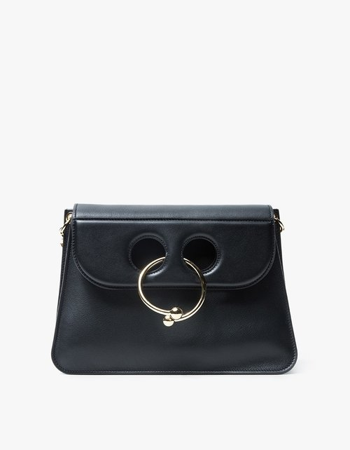 J.W.Anderson Pierce medium leather shoulder bag $1,887