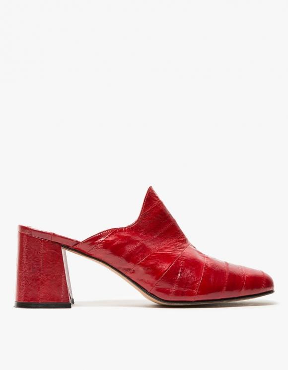Trademark Kriss Mule in Red $398