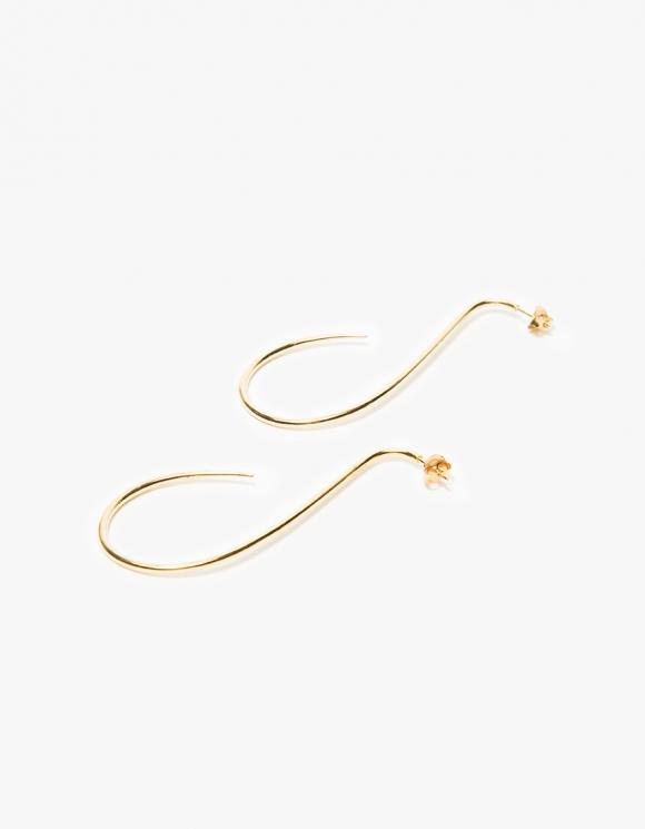Trademark Snake earrings $129
