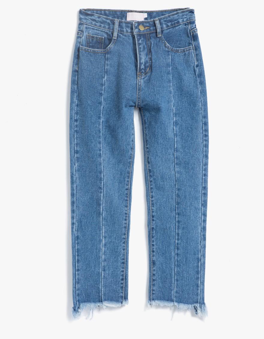 Farrow Blaer Cropped Jean $102