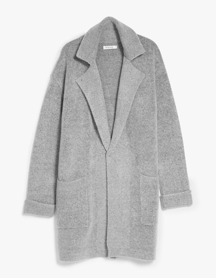Stelen Ellis sweater in grey $132