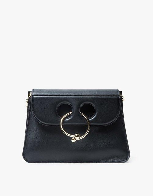J.W.Anderson Pierce medium leather shoulder bag $1,887