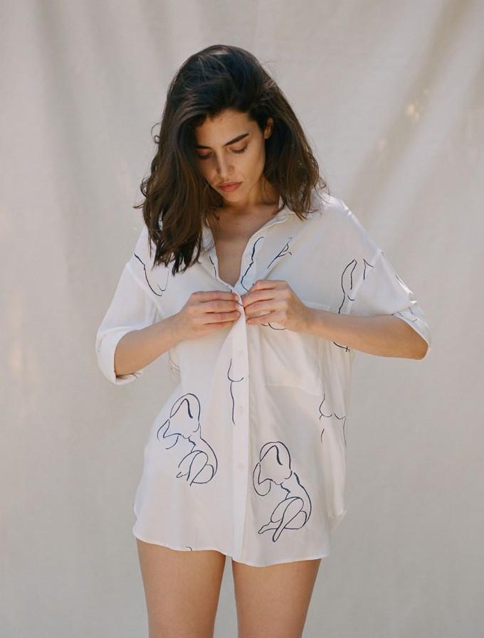 Paloma Wool Leandra Shirt $114