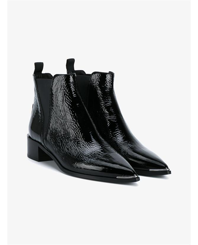 ACNE Studios Jensen patent leather boots $820