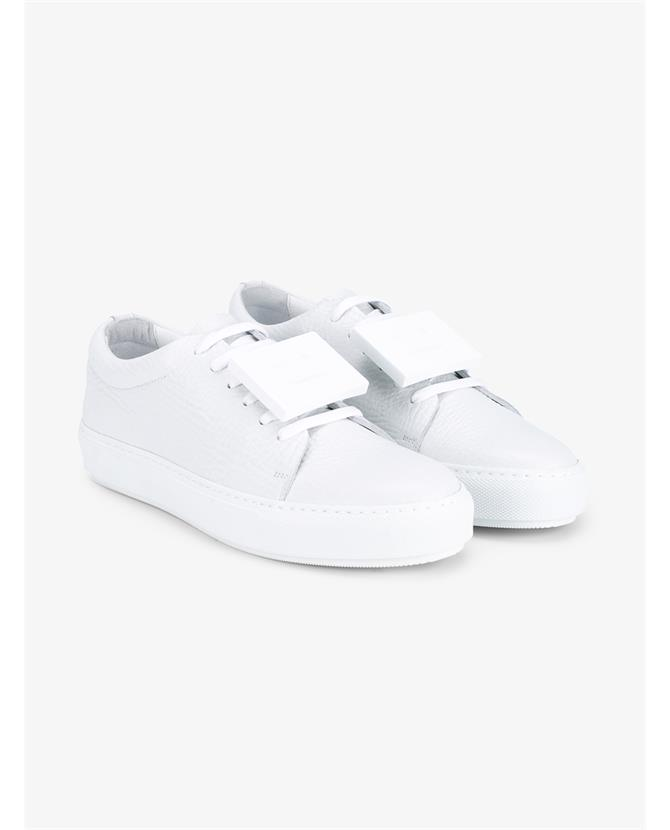 ACNE Studios Leather Adriana Trainers $520