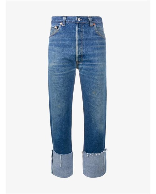 Re Done High waisted jeans $375