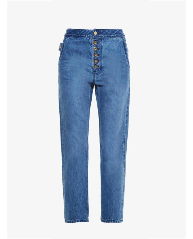 Ellery Monroe high-rise slim-leg jeans $779