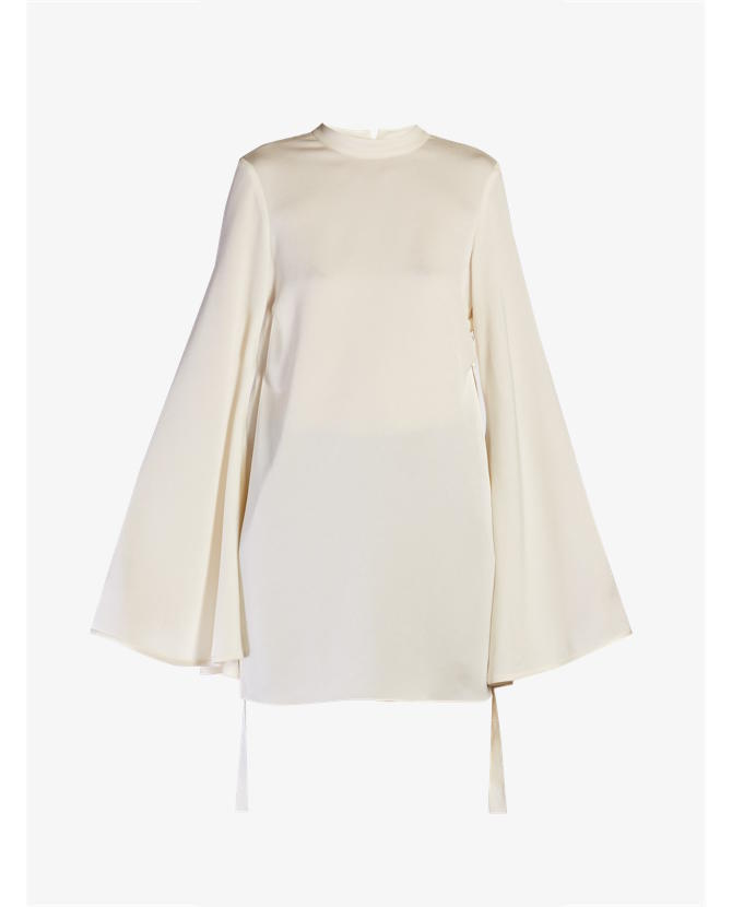 Ellery Purify flared-sleeve blouse $2,250