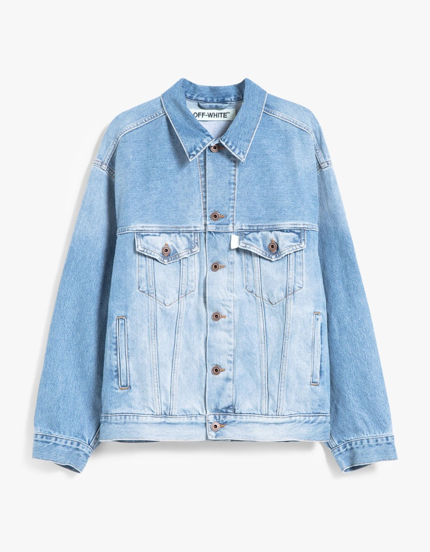 Off-White Over denim jacket $765