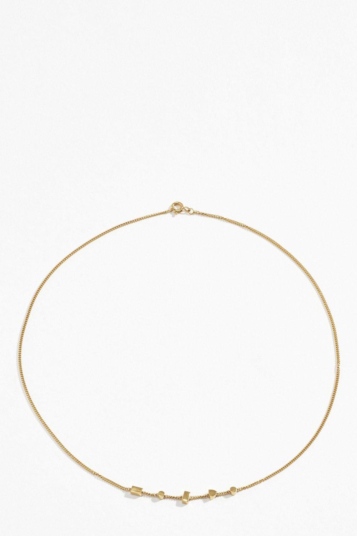 Lucy Folk Artemis Necklace $285