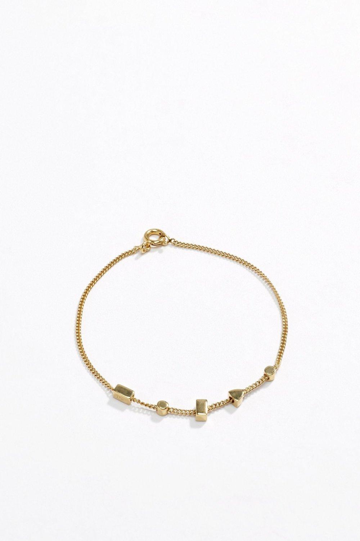 Lucy Folk Artemis Bracelet $160
