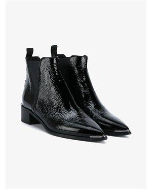 ACNE Studios Jensen patent leather boots $820