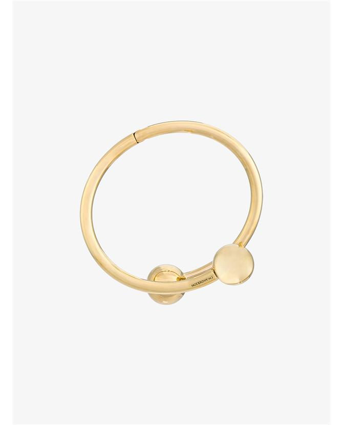 J.W.Anderson Double Ball Bangle $440