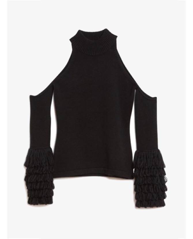Jonathan Simkhai Loopy yarn sweater $525