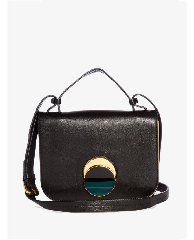 Marni Pois leather cross-body bag $1,542