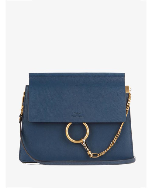 Chloe Faye medium leather shoulder bag (pre order)