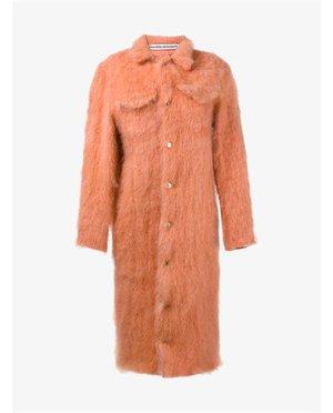 Faustine Steinmetz Mohair Hand Woven Coat $1,170