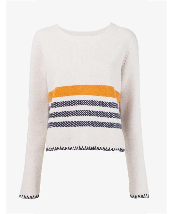 Chloe Striped sweater $761