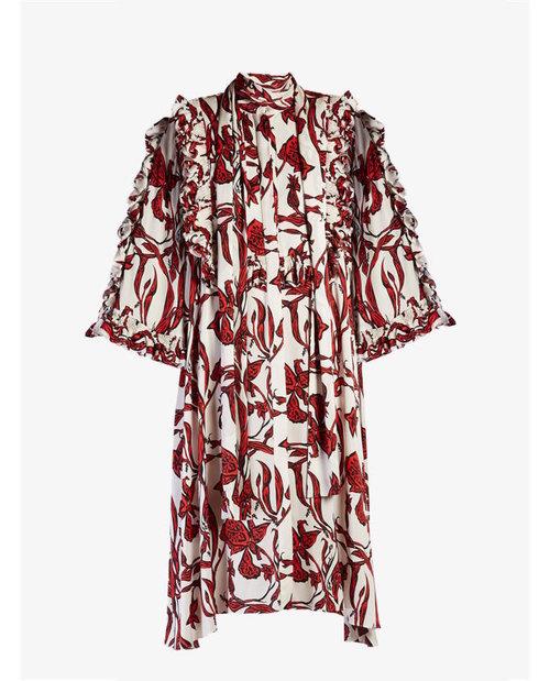Ellery Pascale ruffled floral-print dress $2,950