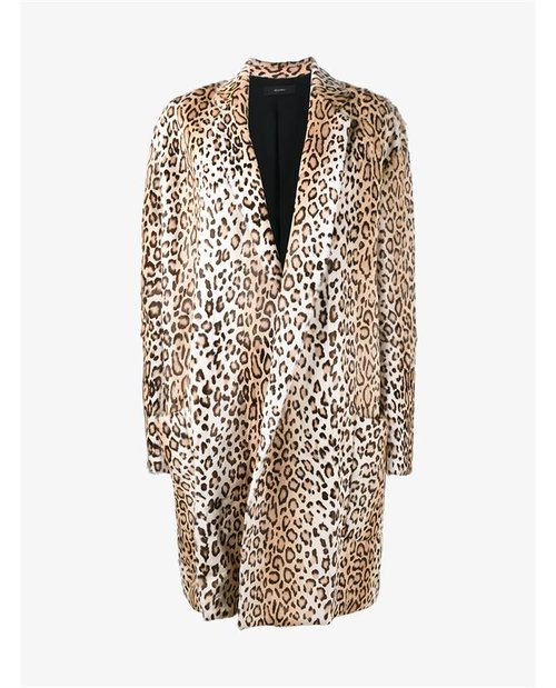 Ellery Mariel Goat Fur Coat $9,045