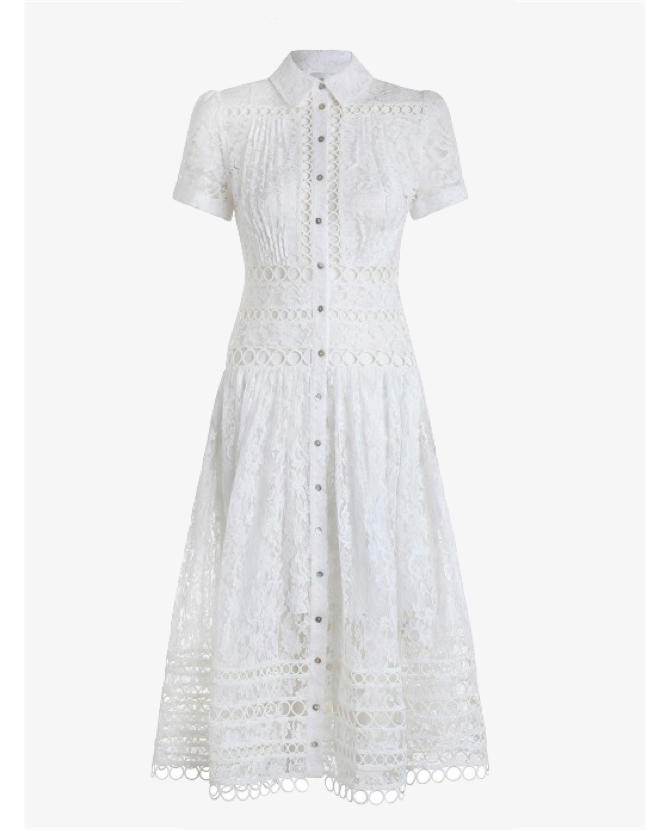 Zimmermann Winsome Breeze Lace Dress $2,500