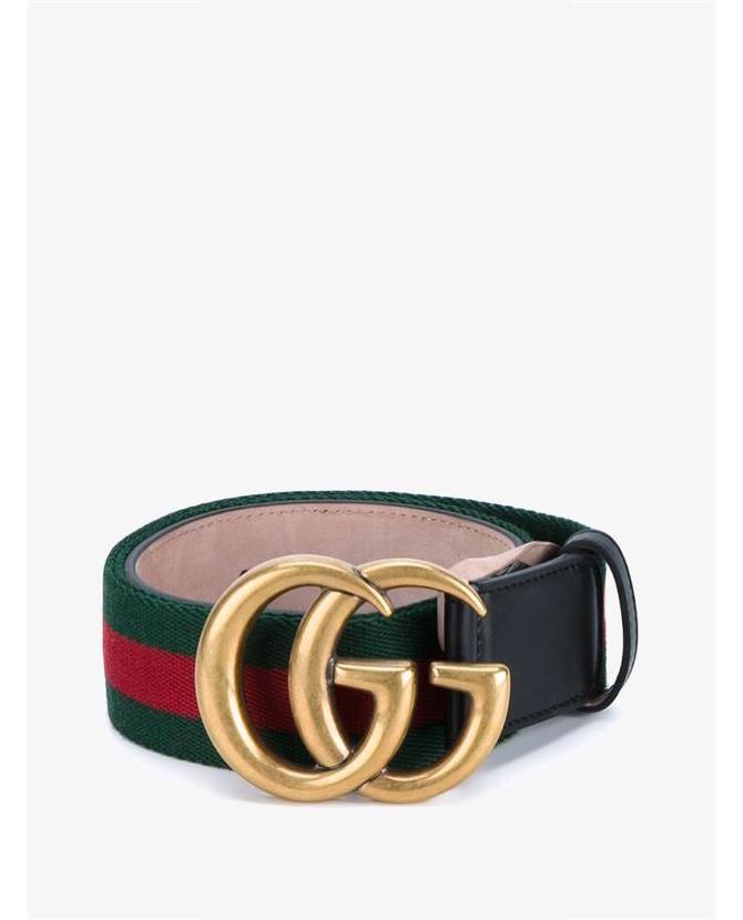 Gucci Web belt $316