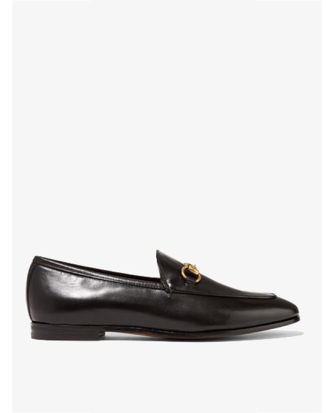 Gucci Horsebit-detailed leather loafers $815