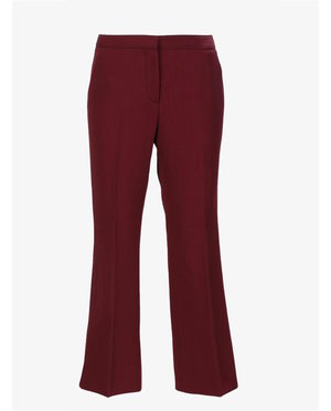 Burberry Cropped Trousers $1,806