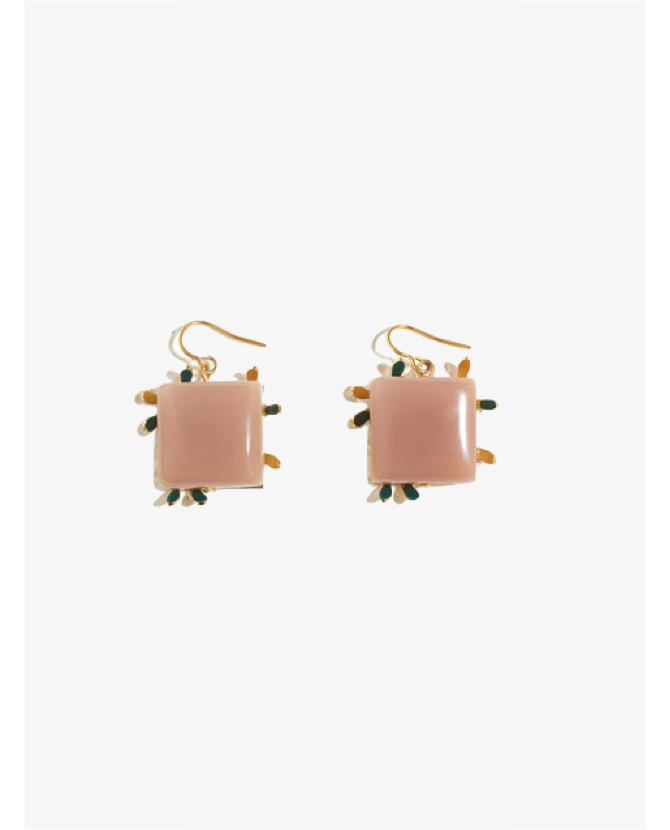 Marni Earrings With Resin  $391