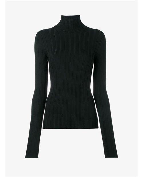 ACNE Studios Corin wool-blend roll-neck sweater $460