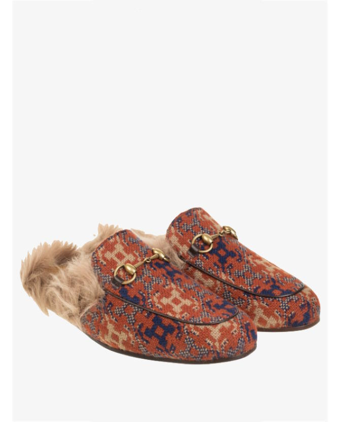 Gucci Princetown slippers $998