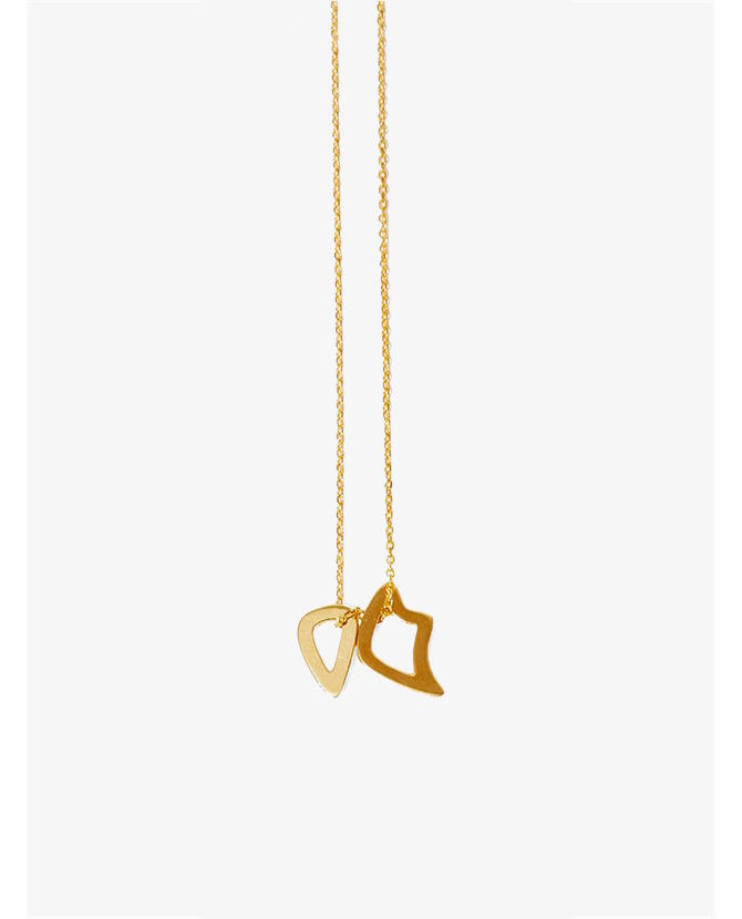 Sarah & Sebastian Stealer Necklace $340