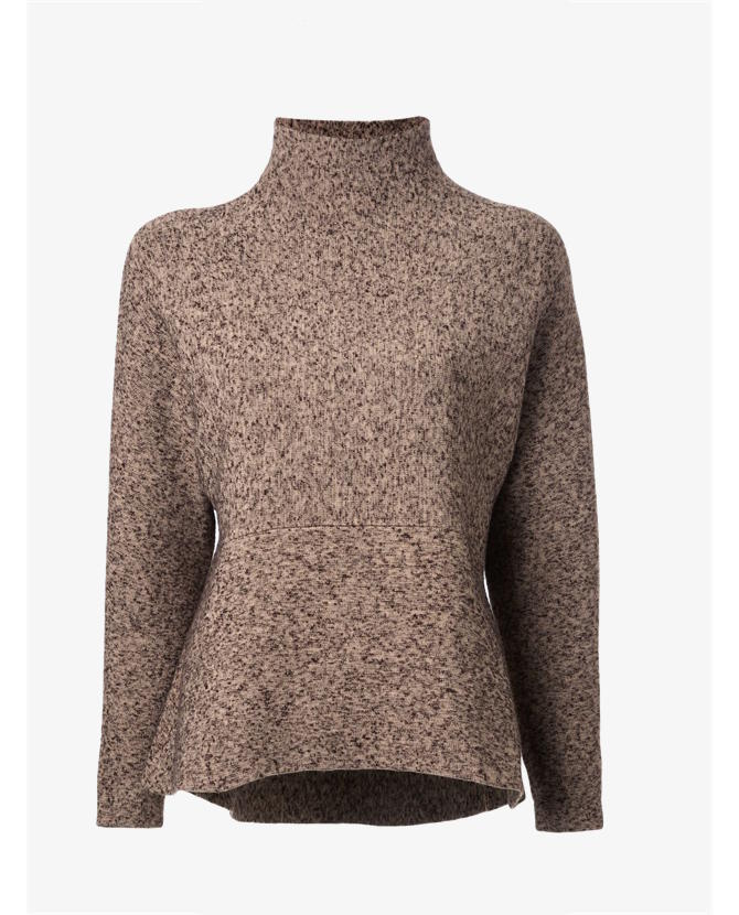 Scanlan Theodore Melange Cocoon Sweater $400